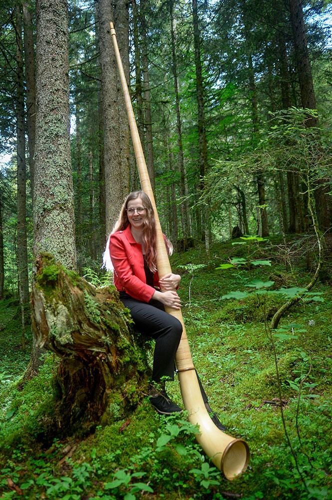 Patricia - donnacor - trio féminin de cor des alpes - valais - suisse